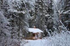 Vesethaugen vinter 2016