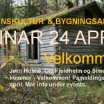 Kulturminnebøndene, sammen med Raumnes historielag og Ressurssenteret for eldre landbruksbygninger, inviterte til seminar